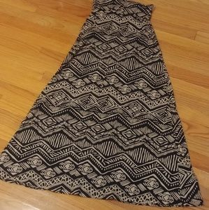 Pre Loved- Forever 21 Maxi Skirt- Gently Used